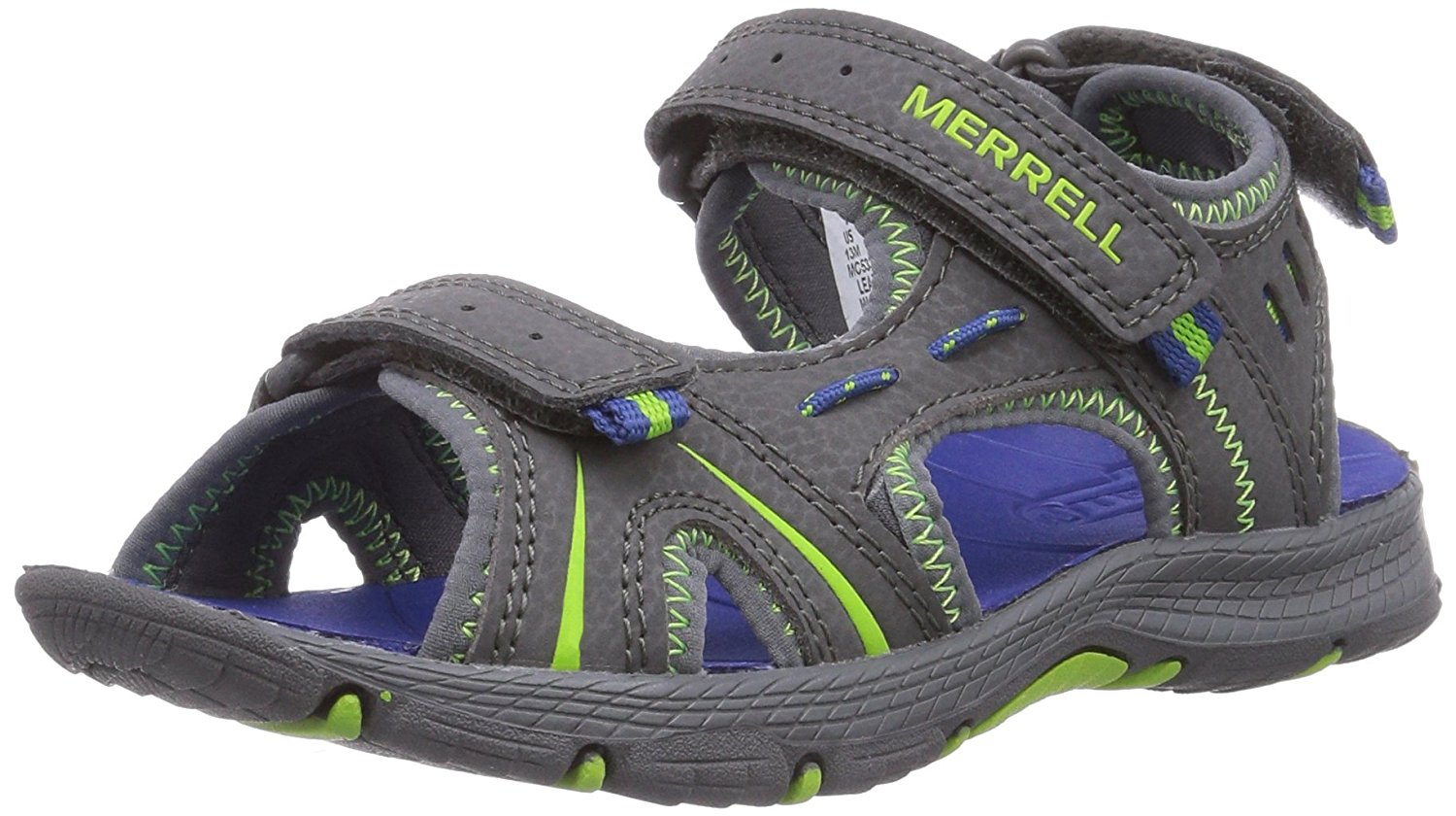 be37295d3a0b Get Quotations · Merrell Panther Athletic Water Sandal (Toddler Little  Kid Big Kid)