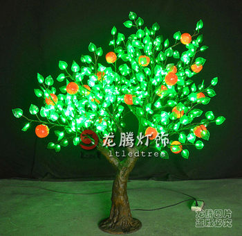 Whole Artificial Plants Tree With Led Lights