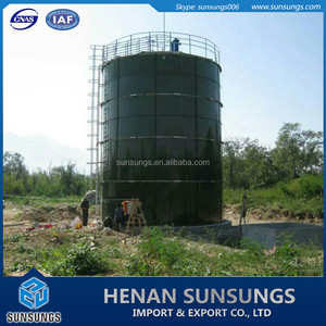 manure waste to biogas for steam boiler fuel
