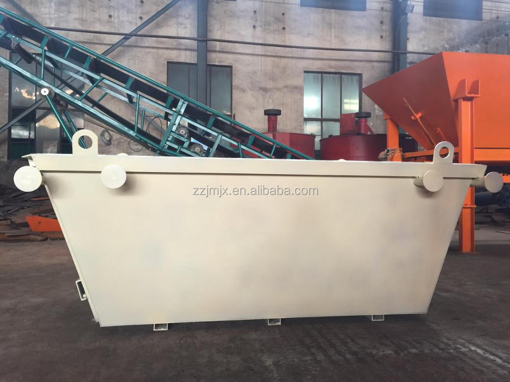 Construction waste household garbage waste sorting multi for Construction container