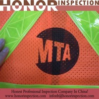 safety inspection services drawstring shoe bag