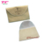 Multifunctional Suede Jewelry Bag Flap Velvet Jewelry Pouch for Purse
