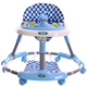 China Multifunction New Model Folding Round Baby Walker Plastic Baby Walker