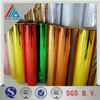 Plastic PET gold metalic packaging materials lamination roll film