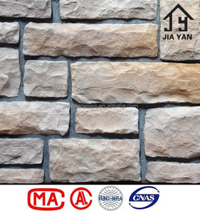 Chinese faux wall concrete decorative foam stone panels