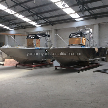 Fonkelnieuw 6.8 M Aluminium Centrum Steering Console Boot Romp Voor Vissen FW-23