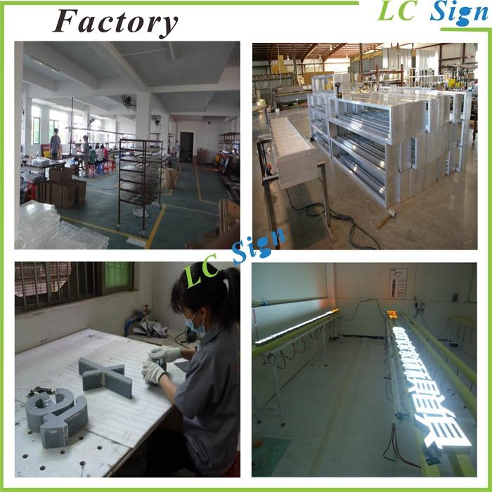 China Supplier Super Slim A0,A1,A2,A3,A4 Aluminum Acrylic Led ...