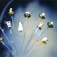aerosol can spray valve for PU foam