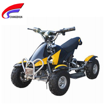 4 wheel 500W 36V atv electric for kids with lead-gel batteries