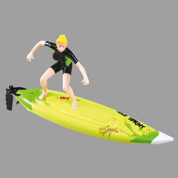 EN71 popular high quality cheap 2.4G rc surfer toys for sale