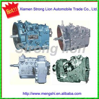 Yutong Spare Parts Worm Gear Box For Kinglong Golden Dragon Yutong ...