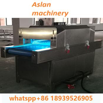 Food powder sterilizing machine stainless steel uv for X uv cuisine