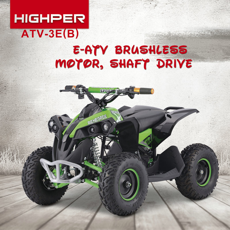 110cc Спорт ATV 4 Wheeler Quad для детей (ATV-3C)
