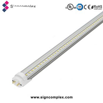 4 Feet Dimmable Led T8 Tube Fluorescent Light,Milk White 18w T8 ...