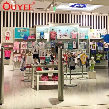 07a6a58b55cdf Haut de Gamme présentoir pour vêtement bébé bébé vêtements  vitrine présentoir ...