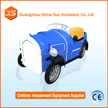 battery-operated two seater electric car for kids and parents