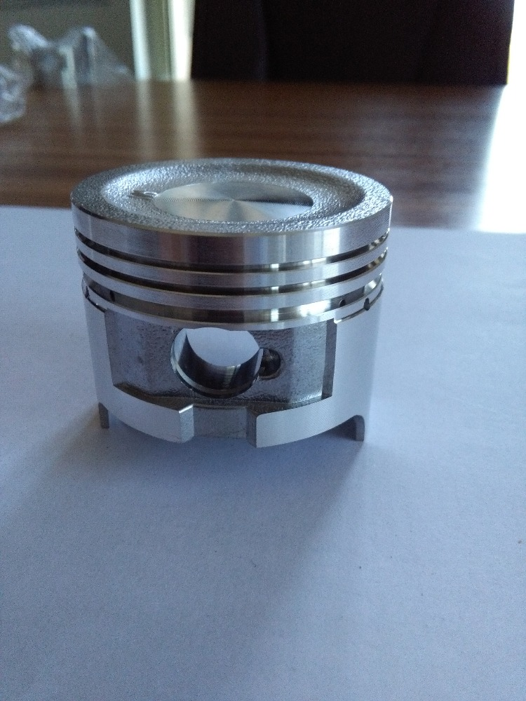 motorcycle piston and ring kit, gasoline pistons from China C100 model with good quality