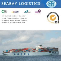 Competitive sea shipping container from China to Savannah