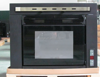 biomass pellet stove/fireplace