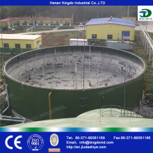 modern biogas plant, biogas equipment, industrial biogas project