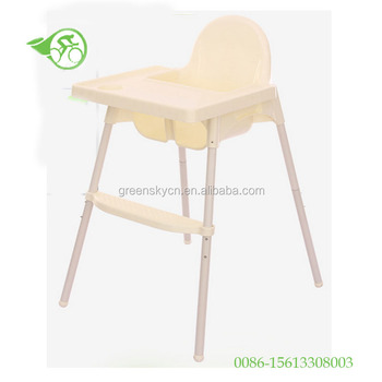 Excellent Greensky Wholesale Plastic Kids Highchair 2 In 1 Best High Chair Baby Feeding Buy Baby High Chair Baby Highchair High Chair Baby Feeding Product On Andrewgaddart Wooden Chair Designs For Living Room Andrewgaddartcom