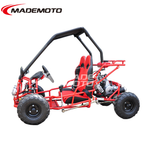 China Supplier Single-Cylinder 4 Wheel Off Road Kids Go Kart