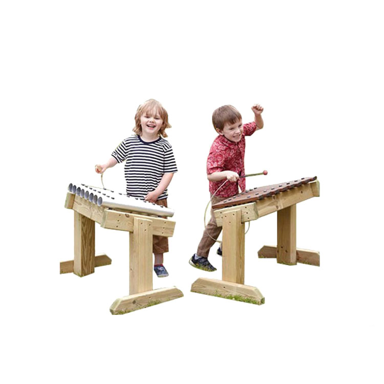Kinder Outdoor-möbel Musikinstrument Set Spielzeug Musikinstrument