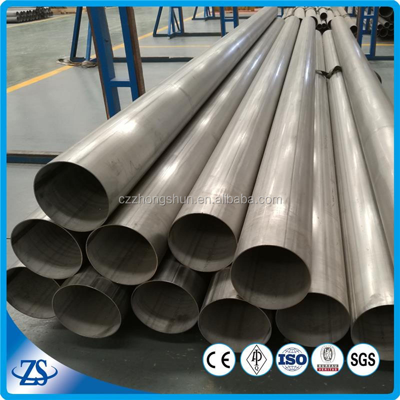 Large stock hot galvanized ERW welded A106 grade carbon Steel pipe suppliers the Belt and Road Initiatives