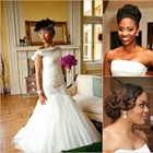 H037 Hot Sell New Fashion One Off Shoulder Long Bride Gown Black Women's African Style Sexy Wedding Dress