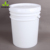 5 US Gallon Capacity HDPE Plastic Bucket 20 liter with spout lids
