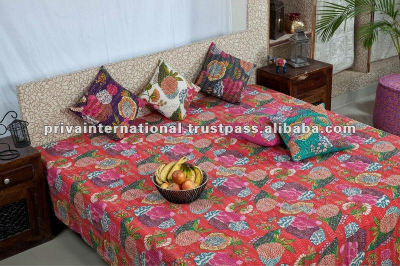 wholesale handmade jaipur quilts, Indian vintage kantha quilts,kantha quilts wholesale price offer