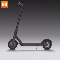 China wholesale price foldable Xiaomi 25 km/h 350w light weight easy rider electric scooter