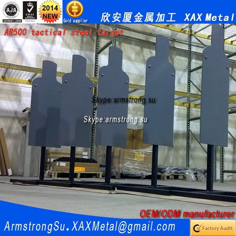"AR500 Big Game Kill Zone Target10/""x16/""x3//8/""ShootingTargets7"