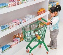 good quality children trolley/basket shopping cart