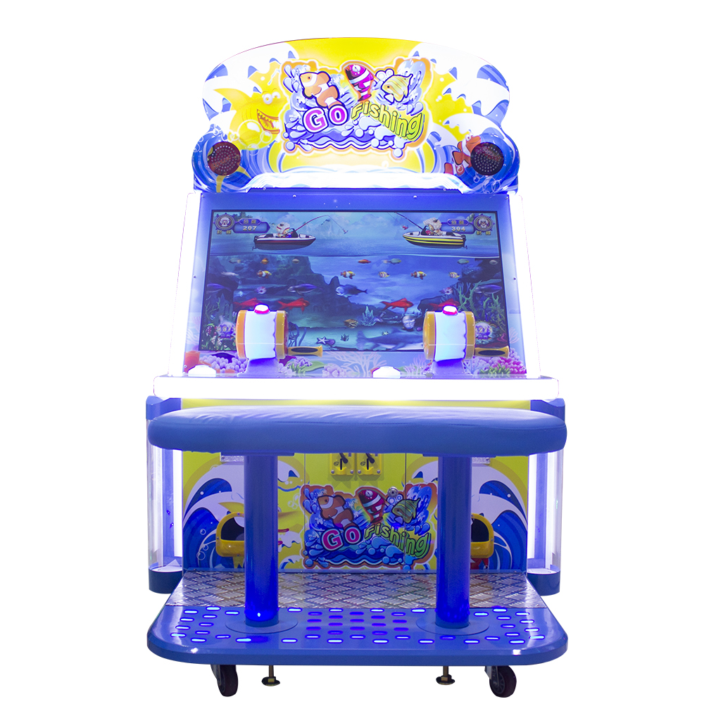Coin Pusher Game Machine Fish Game Machine For Sale - Buy ...