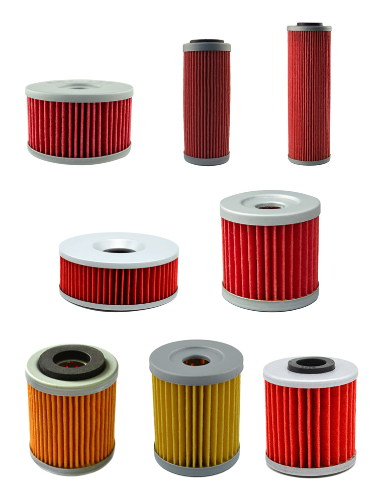 AHL 131 Oil Filter for SUZUKI DR125 125 1982-1985