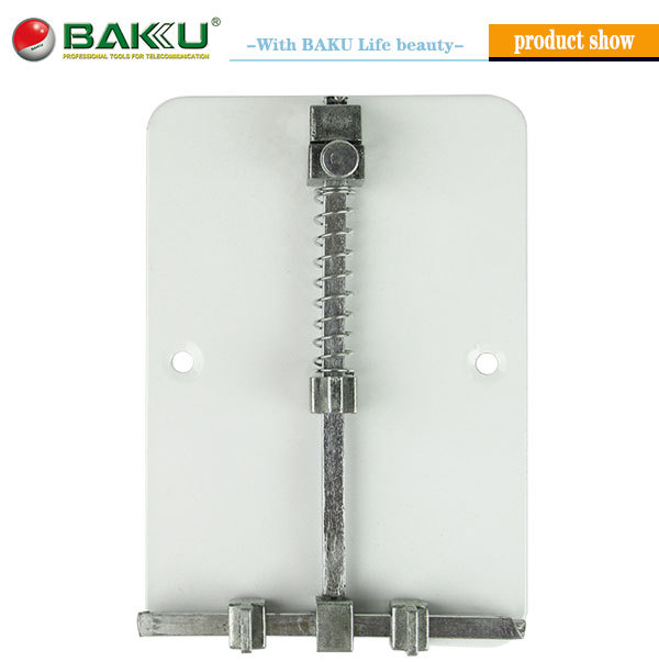 BAKU adjusted mainboard pcb card soldering holder BK-687