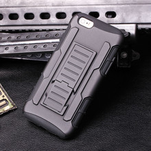 2017 latest popular mobile phone hard case cover for iphone 6 for iphone 6s Armor case