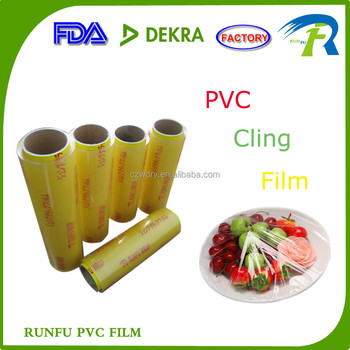 Food Wrapper Hand Grade Pvc Cling Film,Clear Plastic Wrap Packing - Buy Pvc  Cling Film,Cling Film,Cling Film For Food Packing Product on Alibaba com