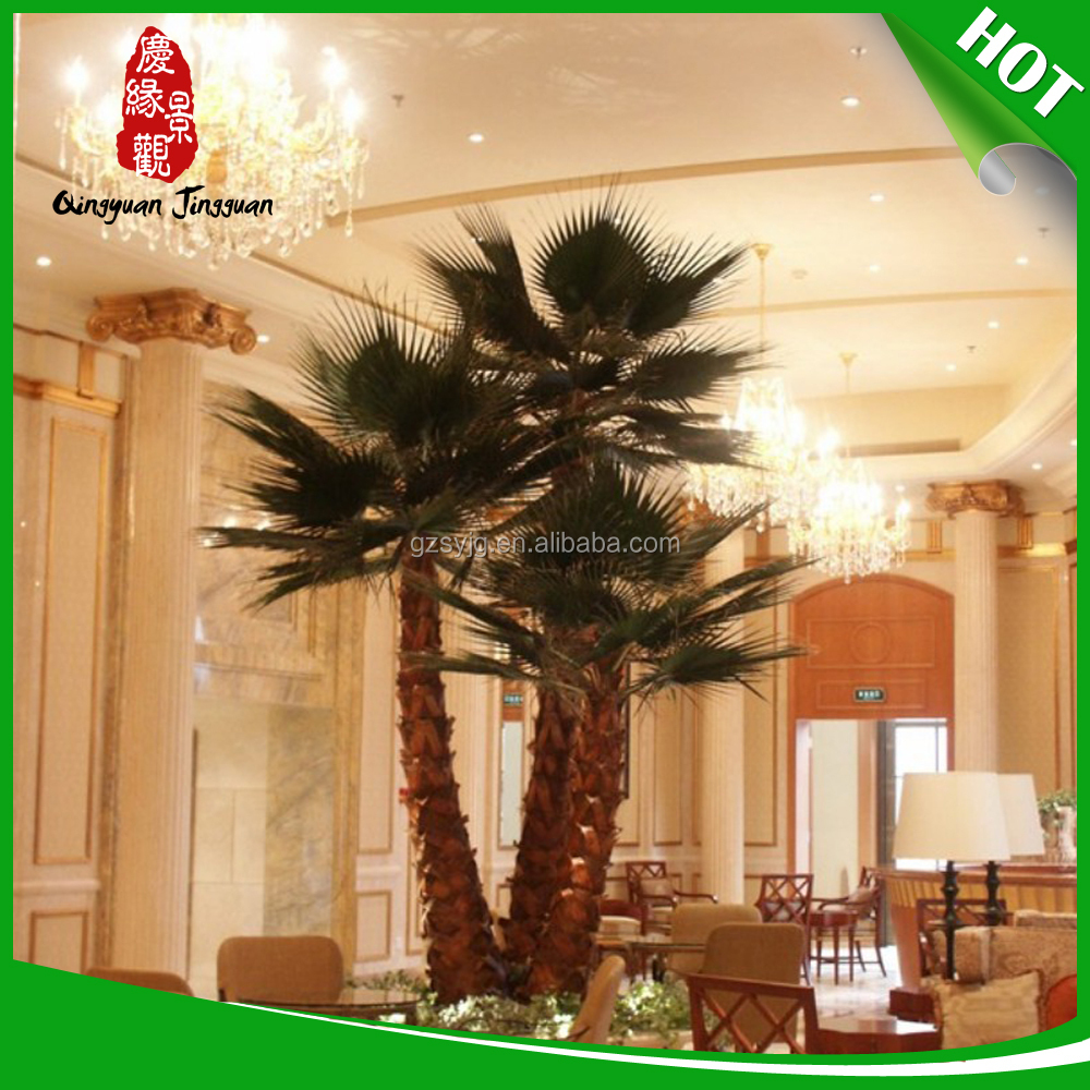 2015 factory specializing in all kinds of palm trees date palm prices large outdoor artificial palm tree