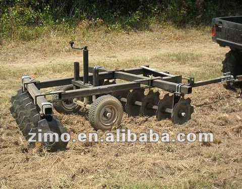 Tow-Behind ATV Disc Harrow, View atv disc harrow, Lannmarker Product  Details from Shanghai Lannmarker Vehicle & Accessories Co , Ltd  on  Alibaba com