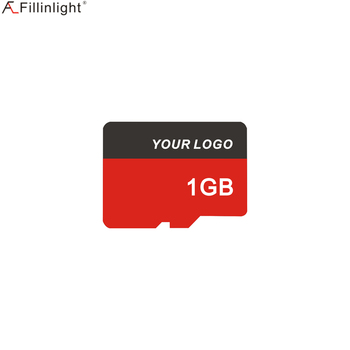 Fillinlight Generic Micro TF SD Memory Card 1GB Class 4 for Mobile Phone
