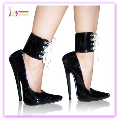 black dresses lace up sexy high heels ladies high heel