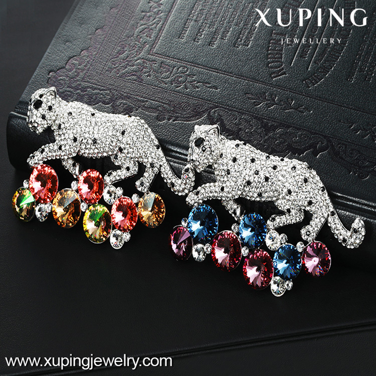00002 Fashion Rhinestone crystals from Swarovski animal brooches