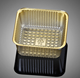 disposable plastic food tray mooncake tray