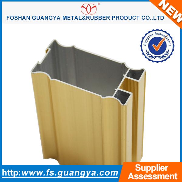 marcos de ventanas y puertas de perfiles de aluminio de alta calidad