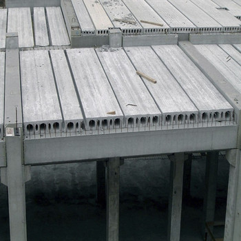 Reinforced Prestressed Hollow Core Slab Machine Concrete