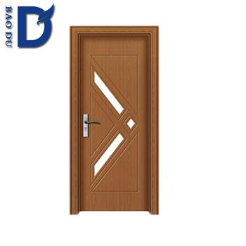 Simple Indian Door Designs Pvc Glass Door Wood Panel Door Design