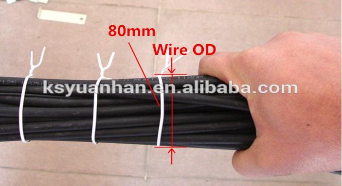 AC DC สายไฟ USB ข้อมูลสายไขลานเครื่องเมตรฟังก์ชั่นการนับสายวัดและตัดเครื่องคดเคี้ยว