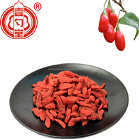 2019 new air dried certified organic goji berry 380 we supply TC freely